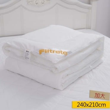 淨呼吸健康防螨冬被 加大 TIB400 3M Filtete