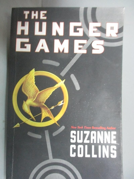 【書寶二手書T3/原文小說_ISK】The Hunger Games_Suzanne Collins