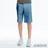 JORDON橋登  男款吸濕排汗短褲  2861 灰藍