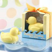 【BlueCat】婚禮小物 Rubber Dueky寶貝小黃鴨造型香皂禮盒
