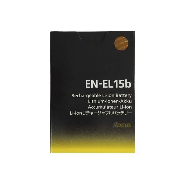 【福笙】Nikon EN-EL15b EN-EL15 b 全新版 原廠盒裝電池 D7500 D7200 D7100 D750 D610 D800 D810 850
