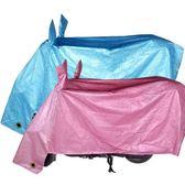 機車罩子遮雨罩防曬衣蓋布電動車衣遮陽擋加長版薄膜隔熱座椅車棚
