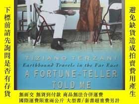 二手書博民逛書店a罕見fortune-teller told meY2670 t