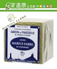【法鉑馬賽皂】橄欖油經典馬賽皂 x1塊(400g/塊)
