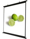 [卡瑪斯投影機銀幕]60吋4:3 壁掛簡易型投影布幕 席白可攜式投影幕 含稅含運