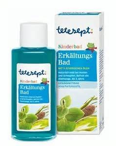 德國原裝Tetesept 兒童天然泡澡精油125ML