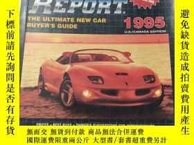 二手書博民逛書店CHILTON S罕見ROAD REPORT 1995 外文汽車類Y180607 外文汽車類 外文汽車類 出