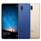 【免運費】福利品】華為 HUAWEI nova 2i 5.9吋八核心四鏡頭智慧型手機--藍 ★送行動電源