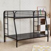 樓閣高架床高低上下床雙層床鐵架子床子母床鐵床雙人床 【新品優惠】 LX