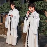 漢服男男士仙氣龍袍原創正版非古裝古風俠客學生套裝 快速出貨