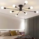 工業風吸頂燈 GBC-1512
