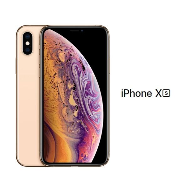 (現貨下殺)Apple iPhone Xs 5.8吋 64G智慧型手機(金色)