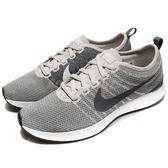 【六折特賣】Nike 慢跑鞋 Wmns Dualtone Racer 灰 白 透氣網料 輕量透氣 運動鞋 女鞋【PUMP306】 917682-004