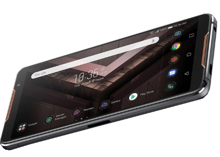 【刷卡分期】ASUS ROG Phone 128G 首款電競手機 4G + 4G 雙卡雙待 8GB RAM 4000mAh 大電量
