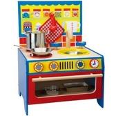 【美國ALEX】15WN +13R  兒童家家酒 我的快樂廚房(送小廚師工具組) /組