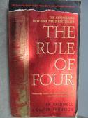 【書寶二手書T1/原文小說_MLR】The Rule of Four