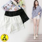 【618】好康鉅惠韓版蕾絲防走光安全褲夏外穿內搭打底褲女