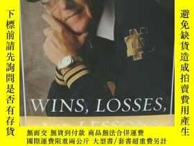 二手書博民逛書店盧·霍茲自傳罕見Lou Holtz:Wins,Losses,an