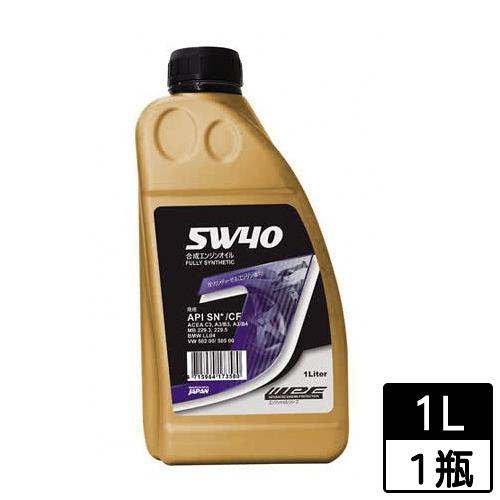 IPF J全合成機油5W40 SN 1L【愛買】