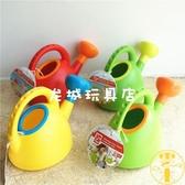 兒童洗澡花灑水壺兒童沙灘池戲水玩具灑水工具澆花壺【雲木雜貨】