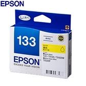 EPSON 原廠墨水匣 T133450 黃