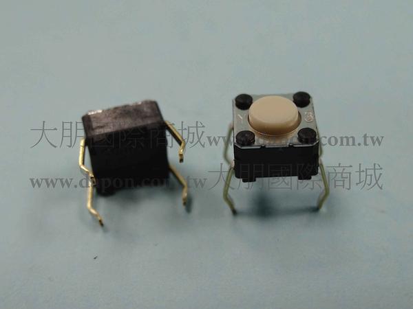 *大朋電子商城*OMRON B3F-1000 開關Switch(5入)