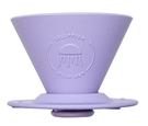金時代書香咖啡 Jellyfish 水母濾杯 海膽紫 Jellyfish-105-PV