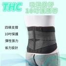 THC吸濕排汗10吋護腰帶...