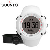 SUUNTO Ambit3 Run HR GPS錶-白色 女錶【屈臣氏】