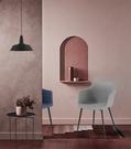 【歐雅系統家具】列克布餐椅-灰 / 北歐風 / 現成家具 / 椅子 / 兩色選擇 / 歐洲沙發專用布