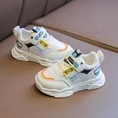 1-5歲春秋季新款寶寶鞋兒童防水皮面小孩鞋子2-3歲男童女童運動鞋 雙十一全館免運