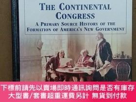 二手書博民逛書店The罕見Continental Congress: A Primary Source History of th
