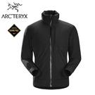 Arc'teryx 始祖鳥 AMES JACKET GTX® 保暖防水化纖大衣 男款 黑色 #18161