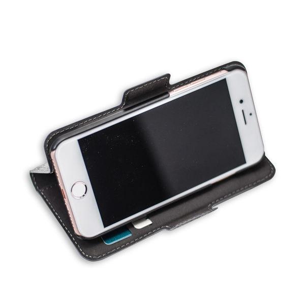 Moxie X-Shell 360° iPhone 7 Plus / 8 Plus 摩新360度旋轉防電磁波手機套 皮套 隕石灰