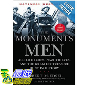 【103玉山網】 2014 美國銷書榜單 The Monuments Men: Allied Heroes  $634