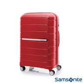 Samsonite 新秀麗 32吋 OCTOLITE  PP極輕量時尚雙輪TSA硬殼行李箱(紅)