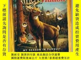二手書博民逛書店Whitetail罕見Nation: My Season in Pursuit of the Monster Bu