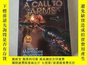 二手書博民逛書店A罕見CALL TO ARMS:戰鬥的召喚Y212829
