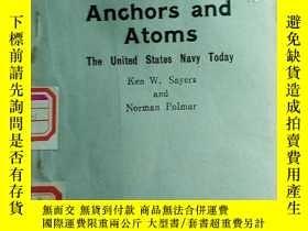 二手書博民逛書店Anchors罕見and AtomsY32667 Ken W.S