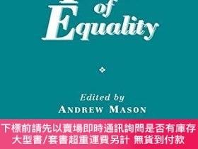 二手書博民逛書店Ideals罕見Of EqualityY255174 Mason, Andrew 編 Wiley-blackw