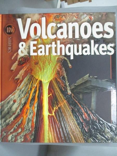 【書寶二手書T6/動植物_NLV】Volcanoes & Earthquakes_Rubin, Ken