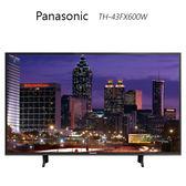 #S Panasonic 國際牌 TH-43FX600W 43吋4K 聯網液晶顯示器