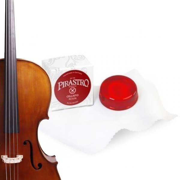【非凡樂器】PIRASTRO 9012 大提琴松香