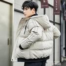 男士冬季加厚棉服潮流寬鬆面包衣服羽絨棉外套男裝棉衣韓版棉襖子 依凡卡時尚