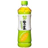 統一 茶裏王 日式無糖綠茶 600ml (4入)/組【康鄰超市】