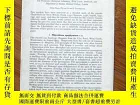 二手書博民逛書店1947年民國外文資料:STUDIES罕見ON BRITISH