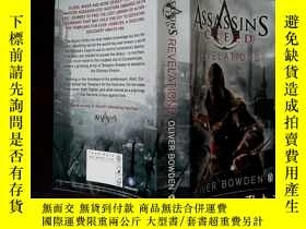二手書博民逛書店(外文書)ASSASSINS罕見CREED REVELATION