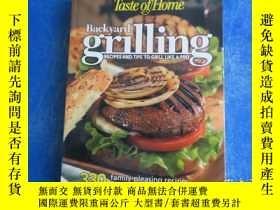 二手書博民逛書店backyard罕見grillingY23809 backyard grilling backyard gri