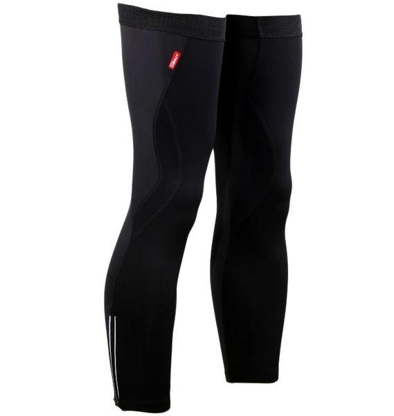 【ATEMPO】ACC配件系列 中性款 防風保暖腿套 經典黑 (冬季腿套/免冬季車褲)