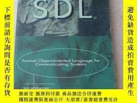 二手書博民逛書店SDL:罕見Formal Object-oriented Lan